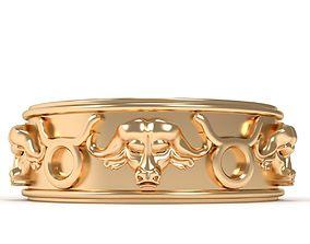 3D printable model Ring Taurus