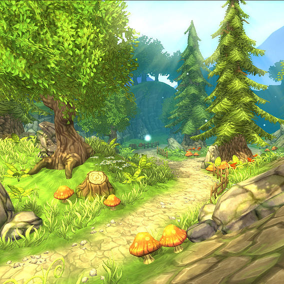 Forest environment