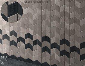 3D model Tile TEX by Mutina - set 04