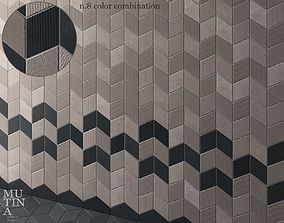 3D model Tile TEX by Mutina - set 04