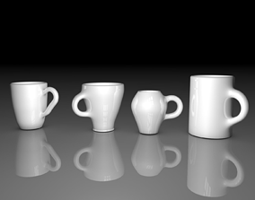 cupsets 3D Coffee Cup