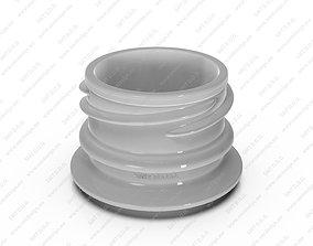 3D Neck for bottles - Obrist - 28 19 mm