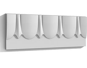 3D print model Baquette simple ornament