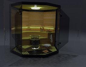 3D model Sainsa