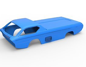 Diecast shell model Dodge Deora Scale 1 to 24