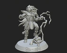 3D print model Raditz - Fan Art