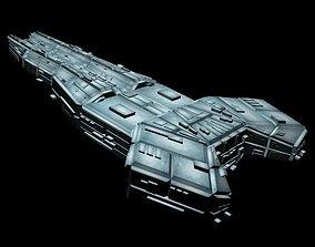 3D printable model spaceship Spaceship