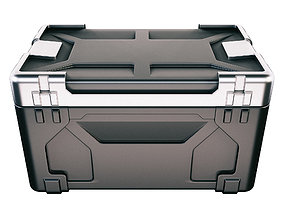 3D Sci-fi Container cargo