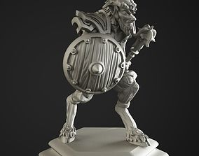 3D print model satyr soldier 2