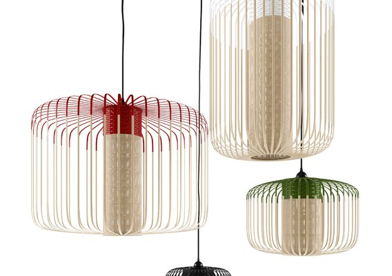 Collection Bamboo light