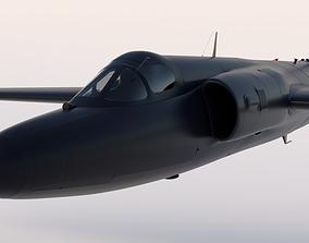 3D U2 Airplane