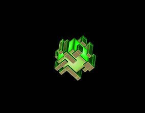 Chrysolite 3D model