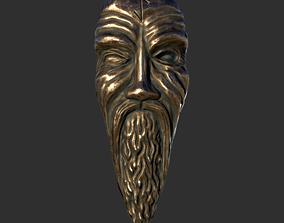 3D asset Odin Mask