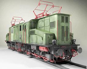 3D model Prussian E92 Electric Locomotive