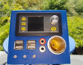 DPS3005 max 32V 5A DIY Power supply case 3D print model