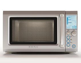 Microwave oven BORK W702 3D model