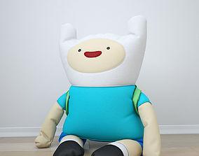 3D Finn toy