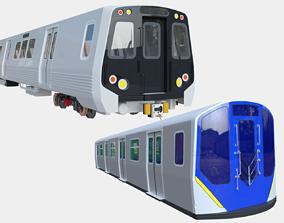 Washington and NYC metro 3D