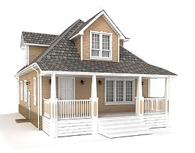 Cottage 78 3D