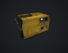 Generator v2 pbr 3D model