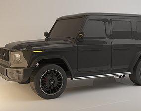 3D asset Mercedes-Benz-G63-AMG