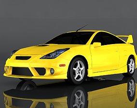 Toyota Celica SS-I 3D model