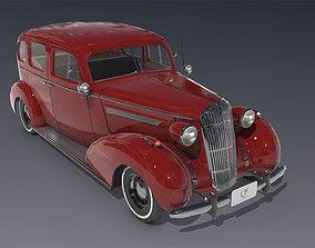3D model Buick Roadmaster 1936