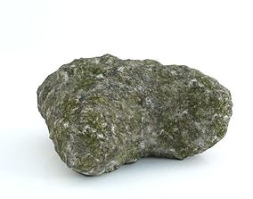 stone 3D asset VR / AR ready Stone