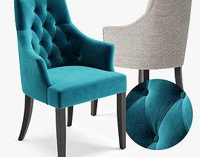 3D asset Chair Dining C