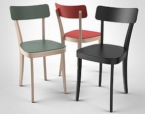 3D model Basel chair