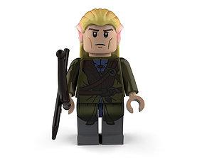 3D model Legolas
