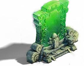 Decorative stone - stone 3D model