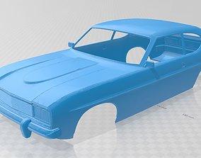 Capri MK1 Printable Body Car