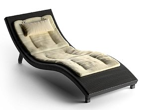 Relax Chaise Longue 3D model