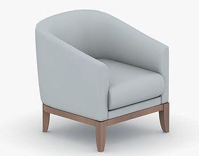 1079 - Armchair 3D asset