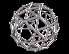 038 Mathart - Archimedean Solids - 3D printable model 5