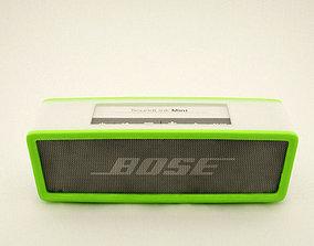 BOSE speaker 3D model