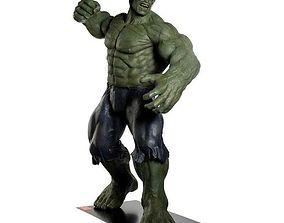 hulk statue 3D print model