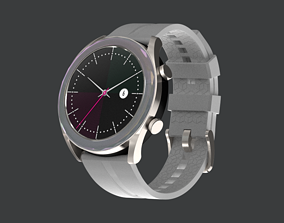 smart watches produced by a very famous company 3D model