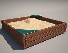child Sandbox 3D