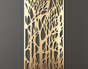 3D model Decorative panel 149