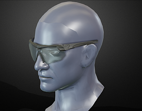 ESS Crossbow glasses 3D model