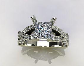 3D printable model VAS Engagement Ring