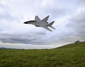 3D printable model MiG 29
