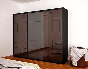 3D Bedroom Wardrobe by Nic Yeh