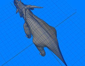 Einiosaurus 3D