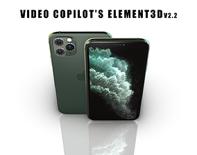 Element3D - iPhone 11 Collection