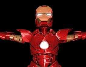 3D model Iron baby