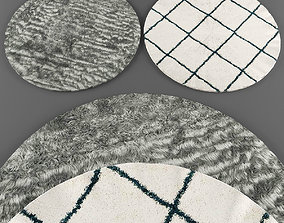 Froy rugs collection 028 3D asset