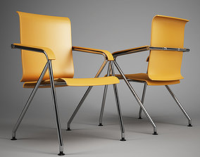 Office chair federal 3D model